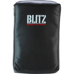 Blitz Curved Vinyl Strike Shield