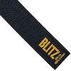 Deluxe Cotton Black Belt