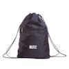 Drawstring Bag With Zip Pocket