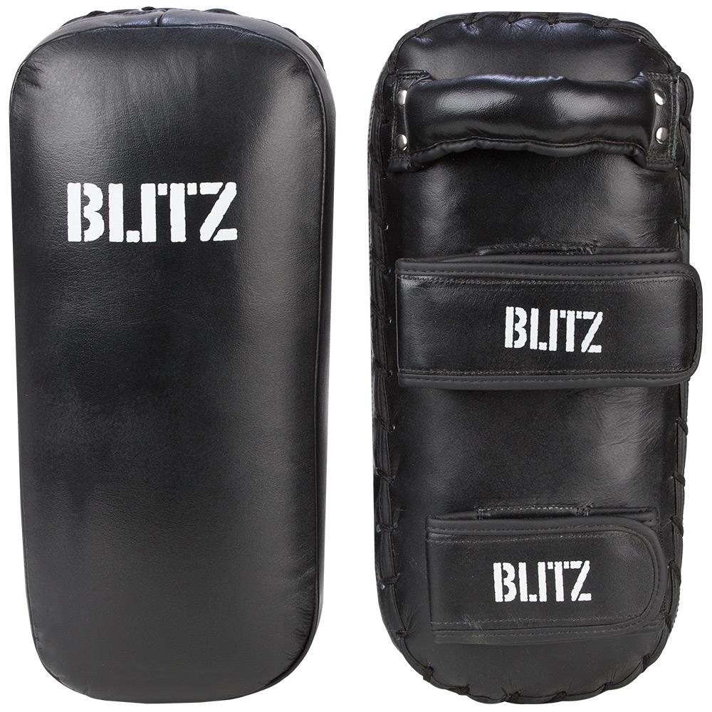 Image of Blitz Firepower Black Thai Pads