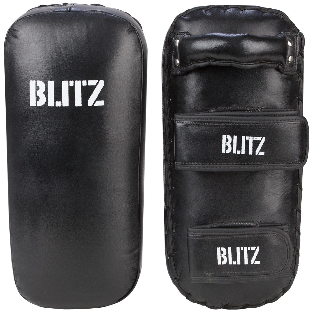 Firepower Black Thai Pads