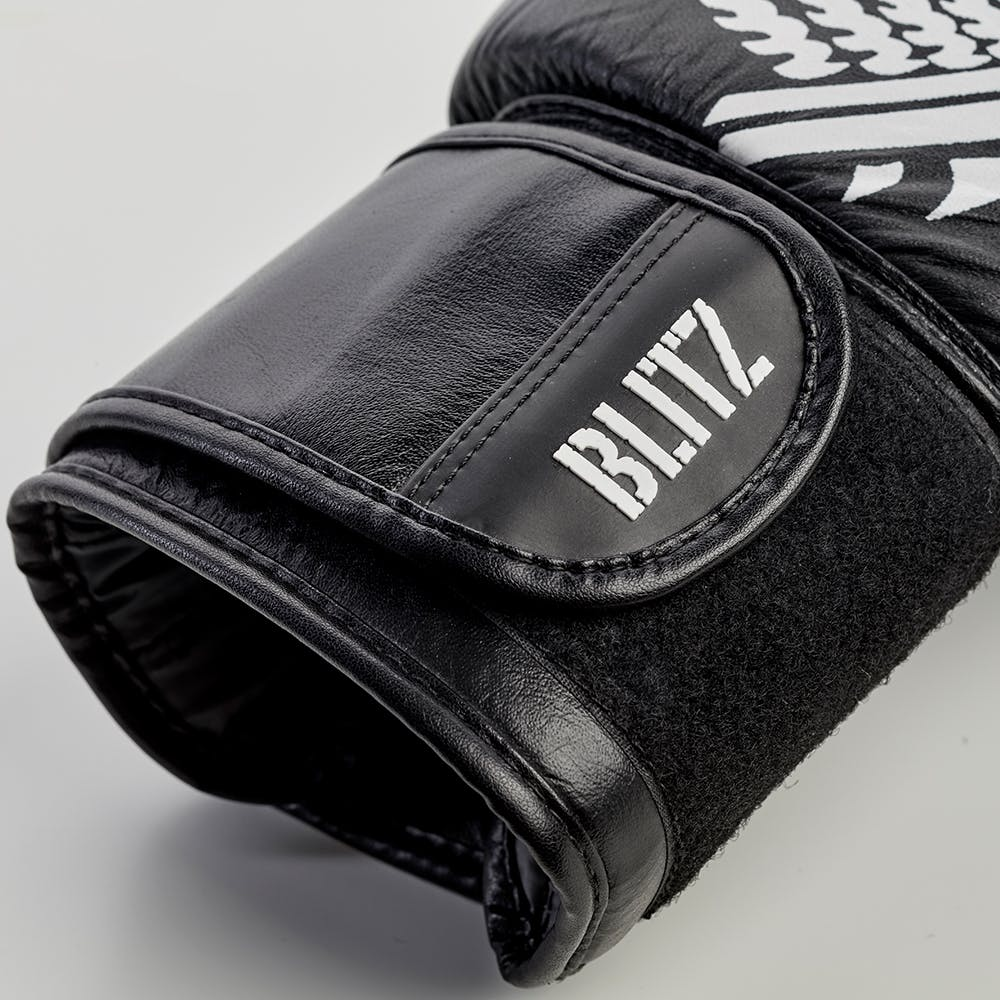 Shiv Naresh Teens Boxing Gloves 12oz: Blitz Firepower Muay Thai Boxing Gloves