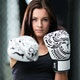 Firepower Muay Thai Boxing Gloves - Lifestyle 2