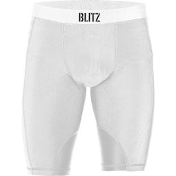 Hybrid Compression Shorts - White