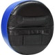 Junior Focus Pads in Blue - Back