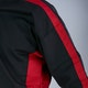 Junior Martial Arts Suit in Black / Red - Detail 1