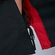 Junior Martial Arts Suit in Black / Red - Detail 3