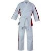 Junior Martial Arts Suit - White / Red - 8oz