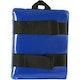 Junior Practice Shield in Blue - Back