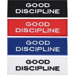 Junior Reward Badges - Good Discipline