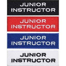 Junior Reward Badges - Junior Instructor