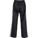 Kids Classic Polycotton Full Contact Trousers in Black / White - Back