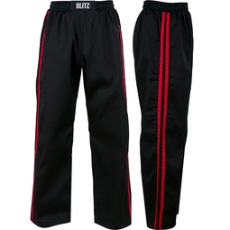 Kids Classic Polycotton Full Contact Trousers