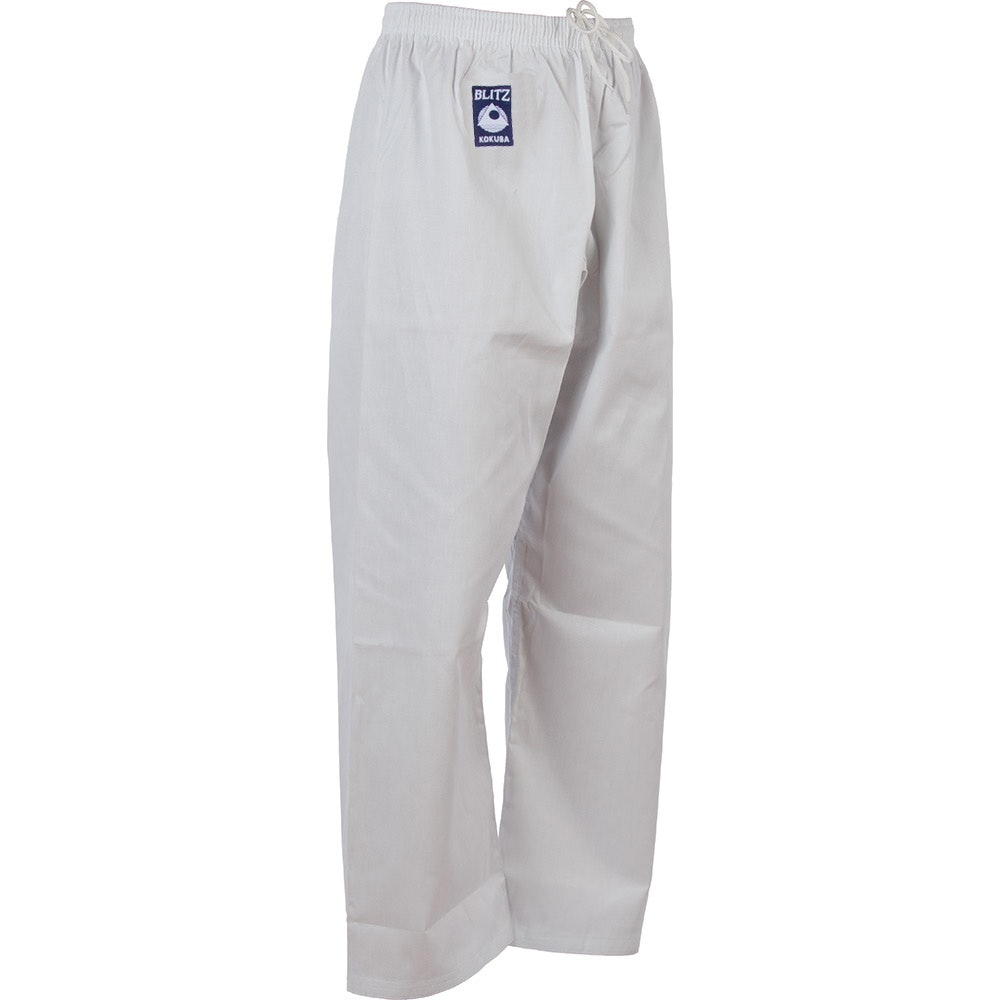 Kids Cotton Student Judo Pants