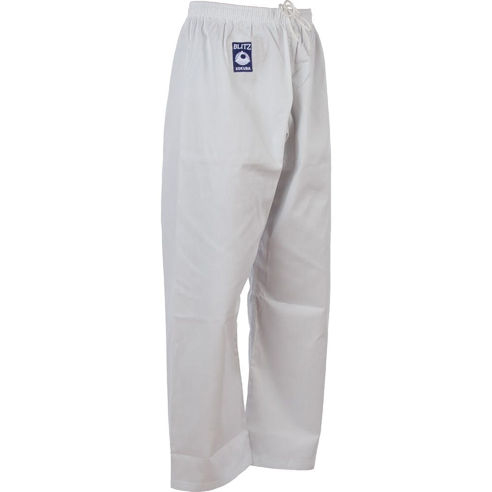 Image of Blitz Kids Cotton Student Judo Trousers