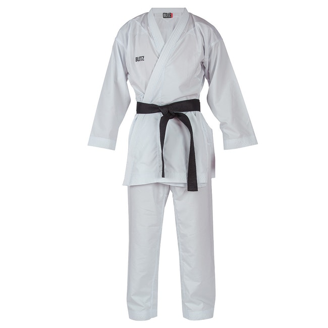 Blitz Kids Fighter Lite Karate Suit - 8oz
