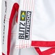 Kids Lutador Brazilian Jiu Jitsu Gi in White - Detail 2