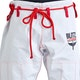Kids Lutador Brazilian Jiu Jitsu Gi in White - Detail 4