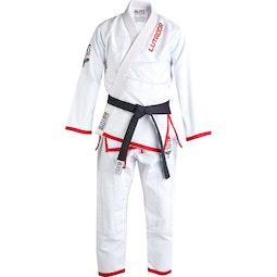 Kids Lutador 325gsm Brazilian Jiu Jitsu Gi - White