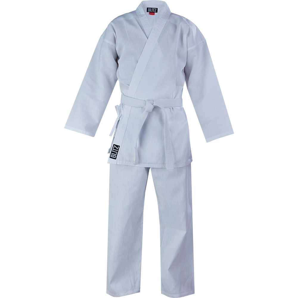 Kids Polycotton Lightweight Karate Suit