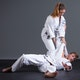 Kids Polycotton Student Judo Suit 350g - Lifestyle 1