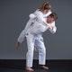 Kids Polycotton Student Judo Suit 350g - Lifestyle 2