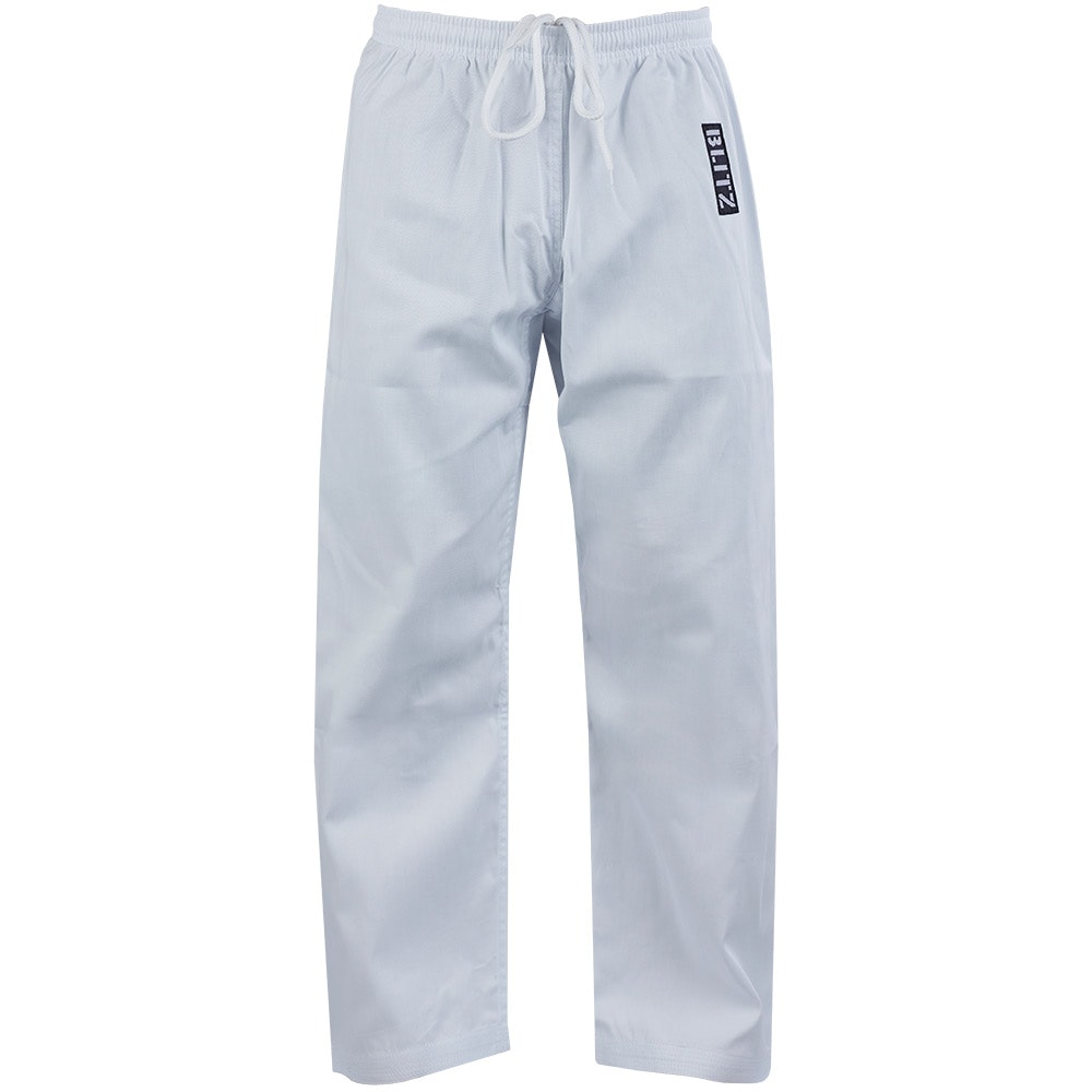 Kids Polycotton Student Karate Pants