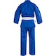 Kids Polycotton Student Karate Suit in Blue - Back