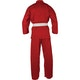 Kids Polycotton Student Karate Suit in Red - Rear