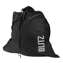 Mesh Equipment Bag With Draw String