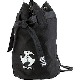 Ninjitsu Discipline Duffle Bag - Black