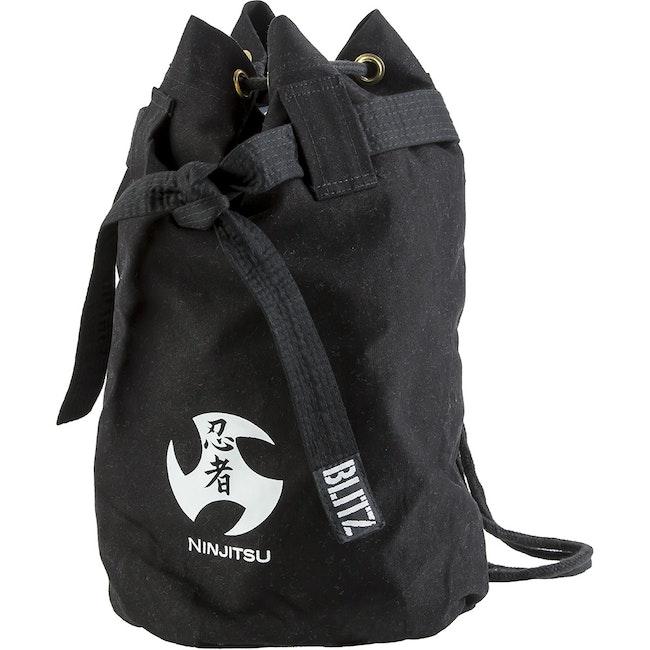 Blitz Ninjitsu Discipline Duffle Bag - Black