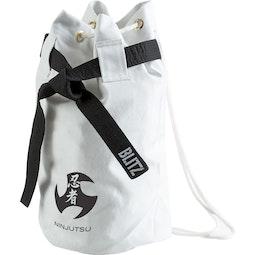 Ninjitsu Discipline Duffle Bag - White