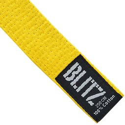 Blitz Plain Coloured Belt