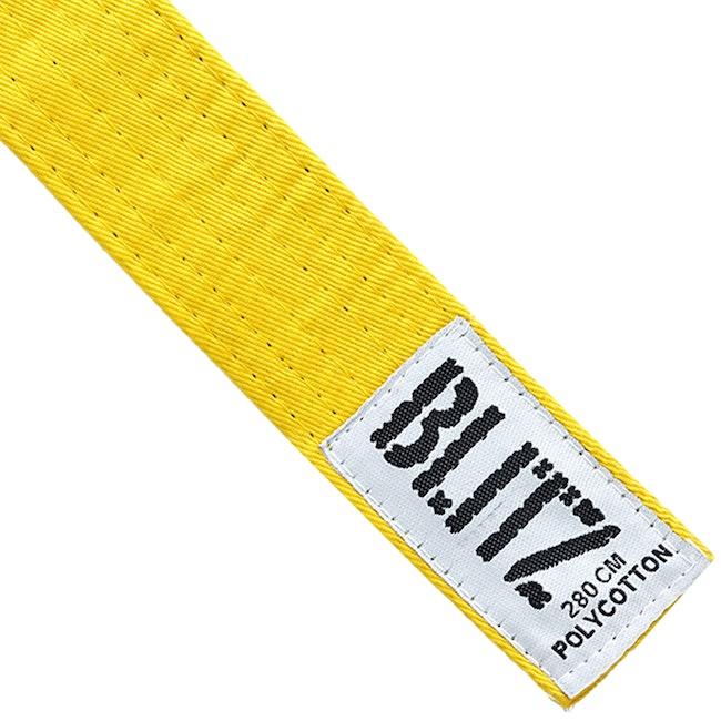 Blitz Plain Coloured Lightweight Belt