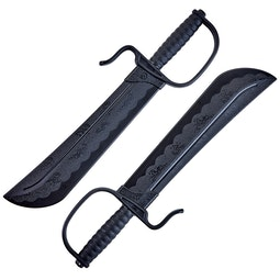 Plastic Wing Chun Butterfly Knives