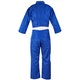 Polycotton Lightweight 10oz Judo Suit in Blue - Rear