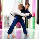 Polycotton Master Heavyweight Judo Suit in Blue - Lifestyle