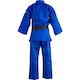 Polycotton Master Heavyweight Judo Suit in Blue - Rear
