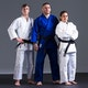 Polycotton Master Heavyweight Judo Suit in White - Lifestyle