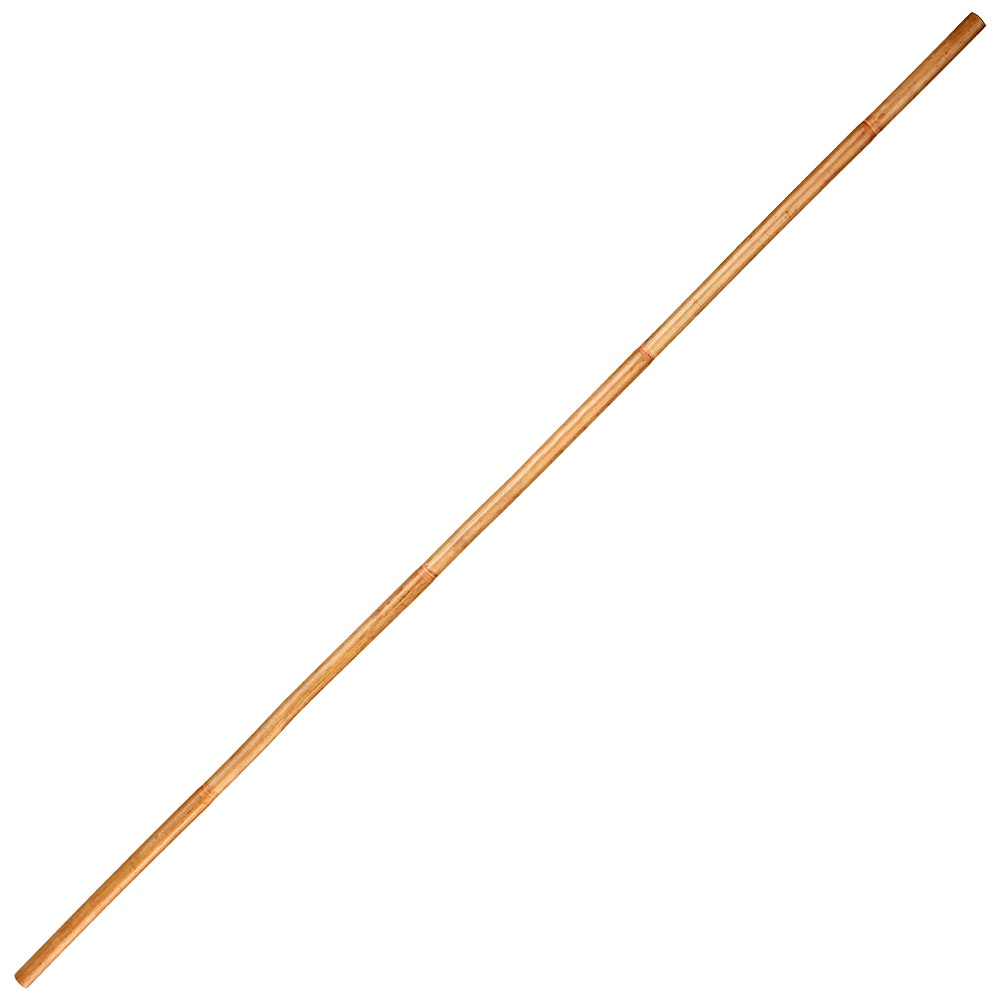 Rattan Bo Staff With Skin