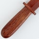 Red Oak Wooden Knife - Detail 2