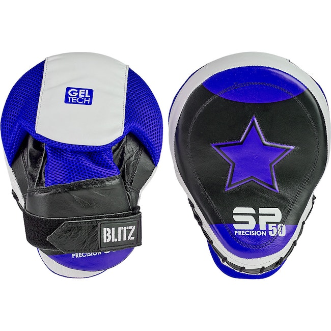 Blitz SP50 Gel Tech Focus Pads - Blue