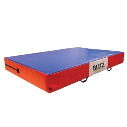 Blitz Safety Mattress Crash Mat - Blue