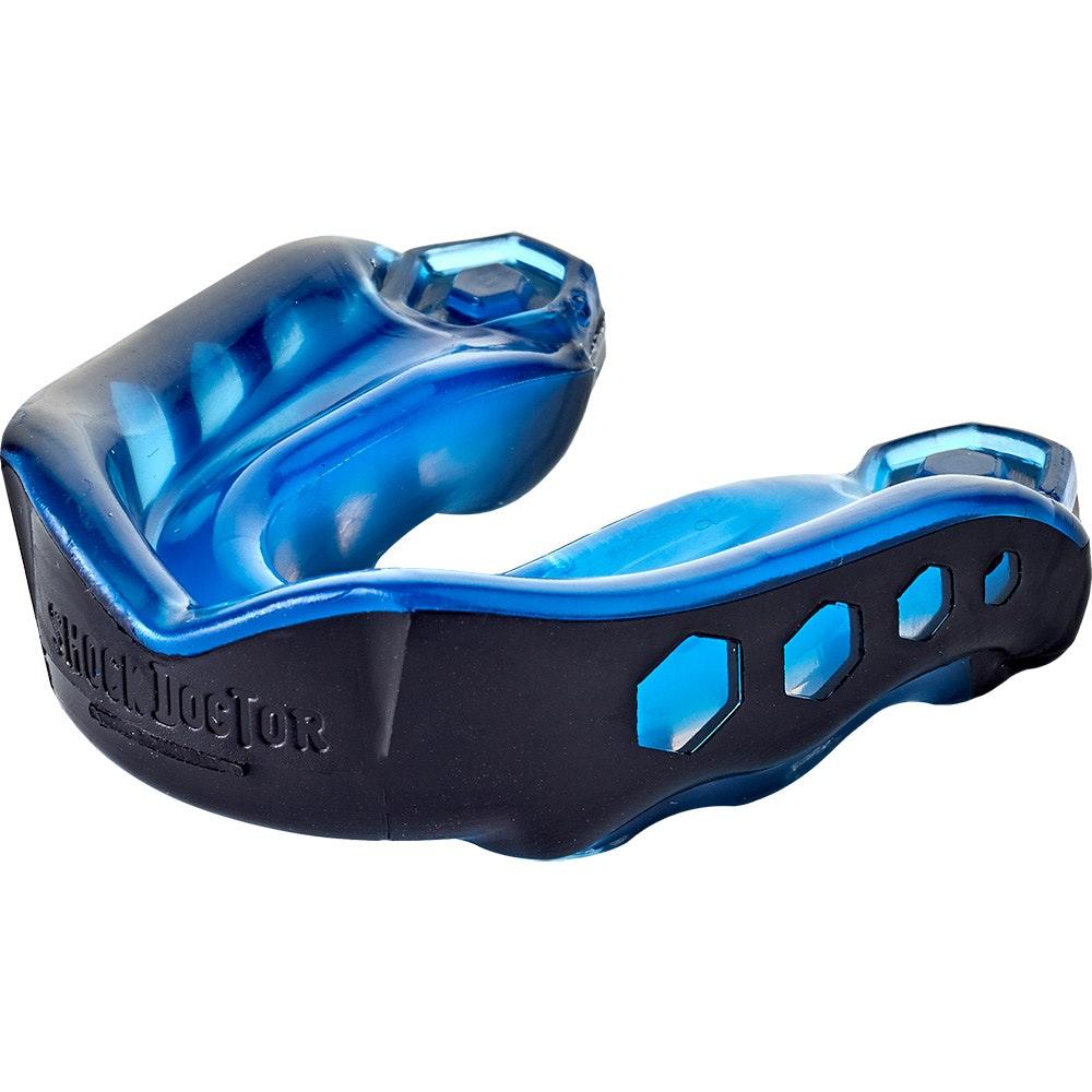 Shock Doctor Gel Max Gum Shield Blue Black