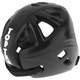 Top Ten Avantgarde Head Guard in Black - Back