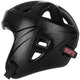 Top Ten Avantgarde Head Guard in Black - Side