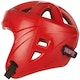 Top Ten Avantgarde Head Guard in Red - Side