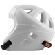 Top Ten Avantgarde Head Guard in White - Side