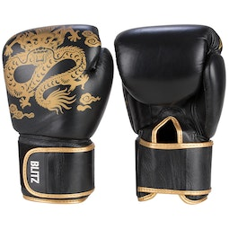 Warrior Muay Thai Leather Boxing Gloves